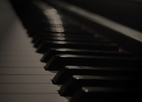 Piano, Keyboard, Music, Musical