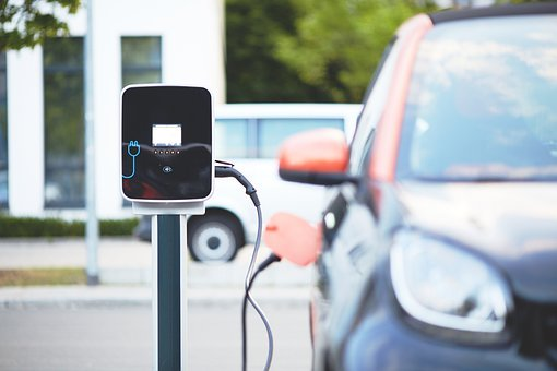 Electric Car, Auto, Carsharing, Smart